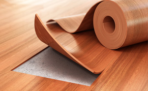 Laminate Flooring Installation in Northville, MI | American Carpet Center - linoleum1